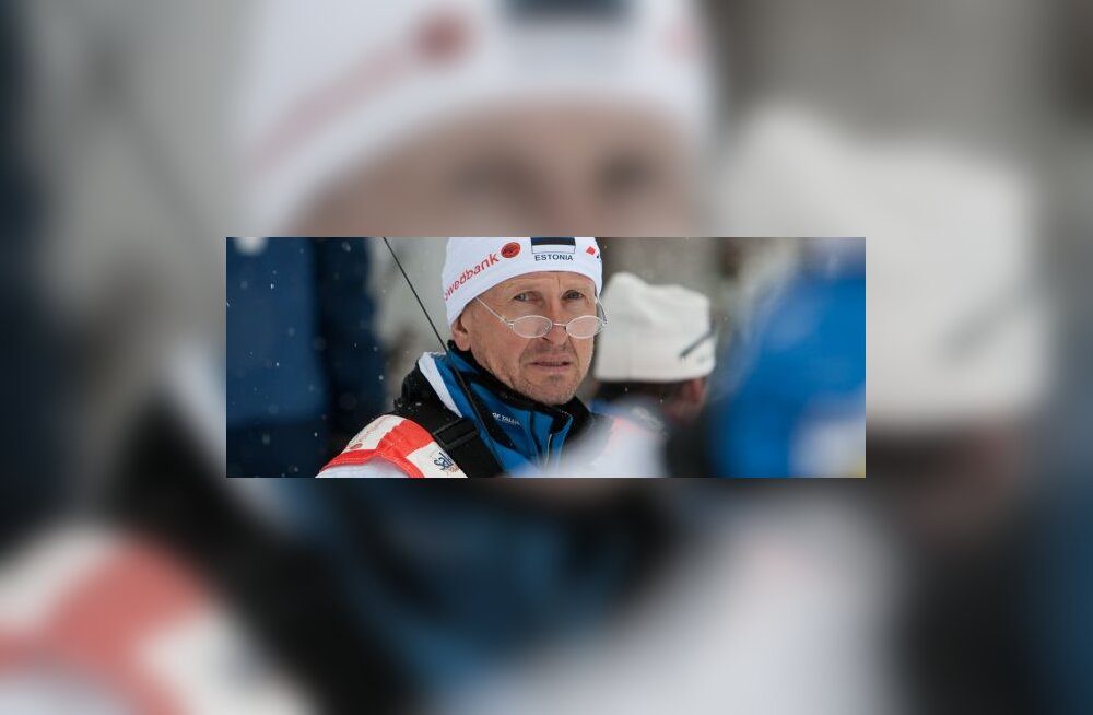 Mati Alaver, Otepää MK