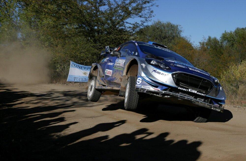 AUTO-RALLY-WRC-ARGENTINA