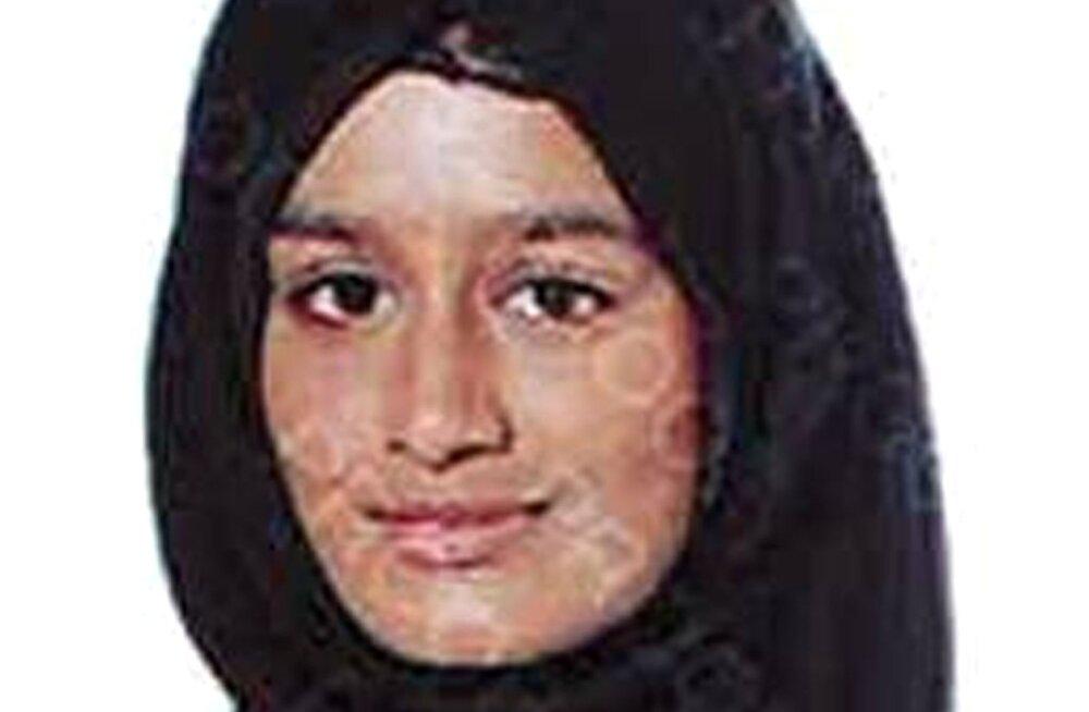 Mees tahab Briti kodakondsusest ilma jäetud Islamiriigi naise oma kodumaale Hollandisse viia