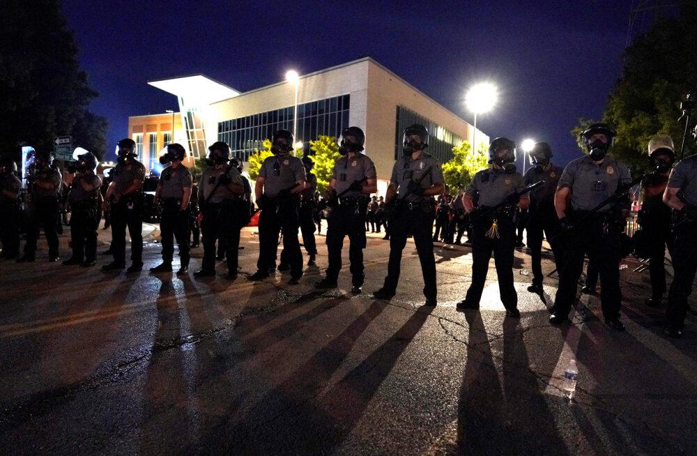Oklahoma politseimajor: tulistame mustanahalisi vähem kui me võiks