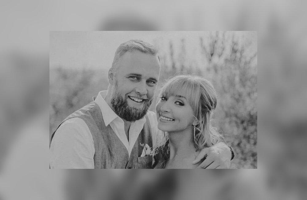 PALJU ÕNNE! FOTO: Tanja ja Mikk on lõpuks abiellunud!
