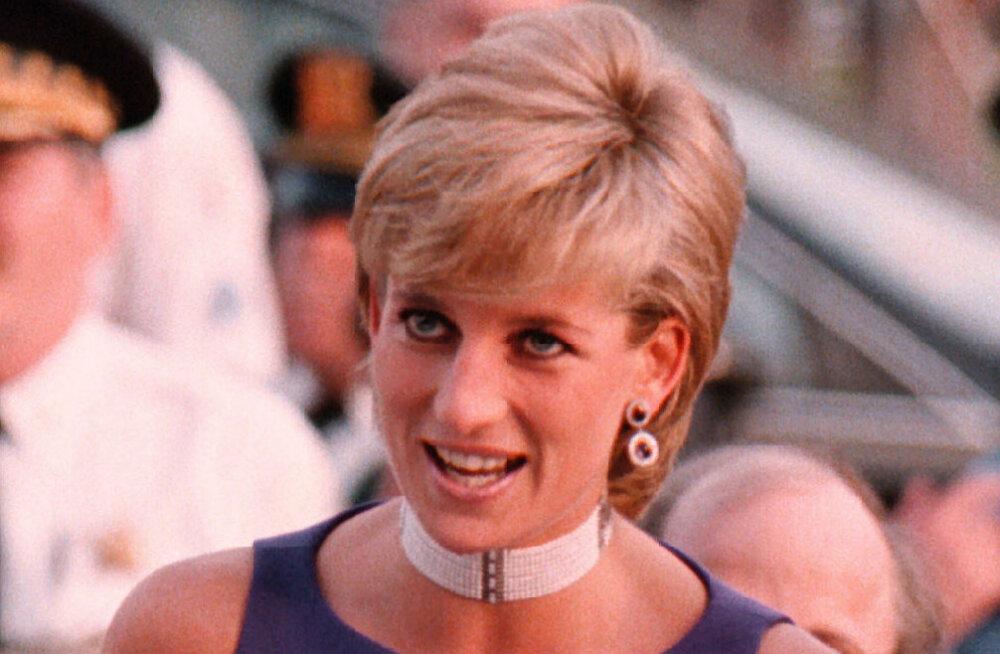 FOTO | See printsess Diana lemmik särgi stiil on sel suvel taas ülimalt trendikas