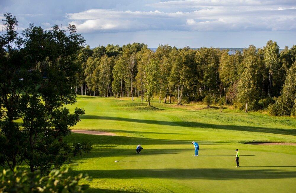 Eesti golfi meistrivõistlused löögimängus 2015