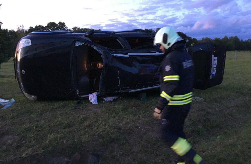 Hukkunuga õnnetus Viljandimaal