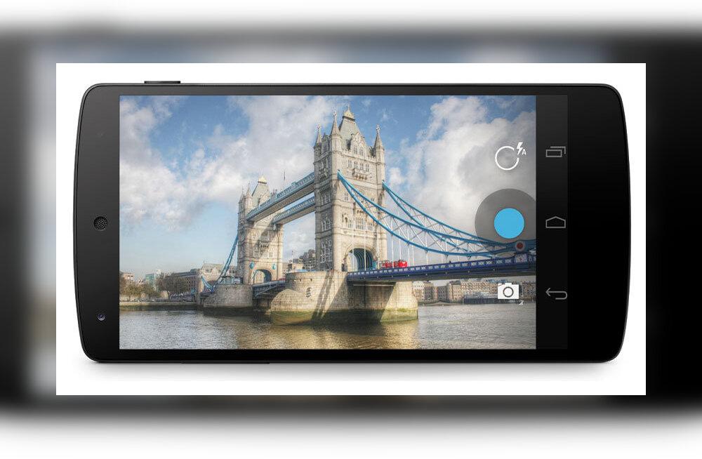 Rõõmusta, Androidi-fänn: oodatud nutitelefon Nexus 5 ja opsüsteemi-värskendus 4.4 KitKat nüüd ilmunud!