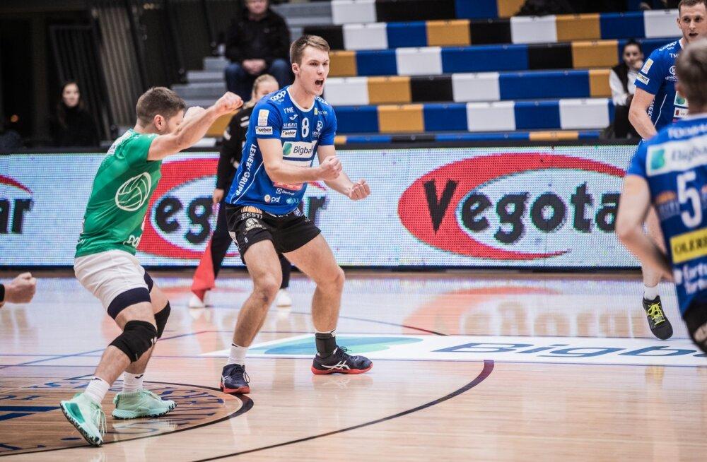 Võrkpalli Eesti karikavõistluste veerandfinaal