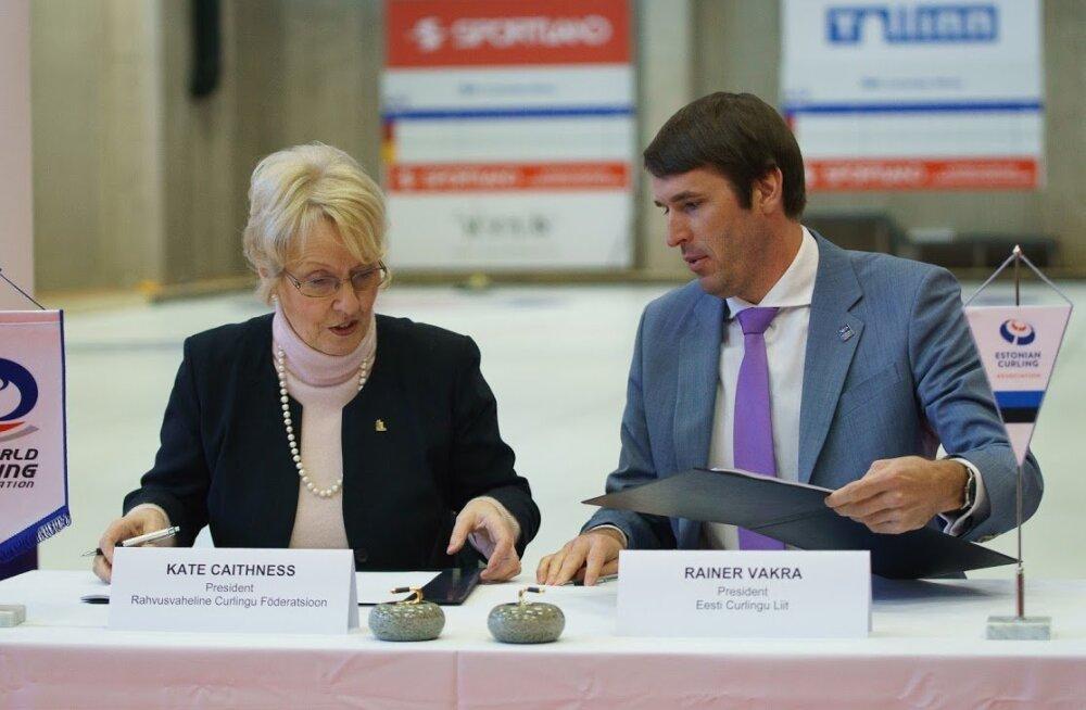 Eesti sai õiguse korraldada curlingu Euroopa meistrivõistlused