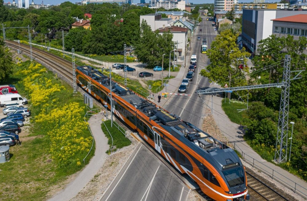 Tondi raudteeülesõidukoht