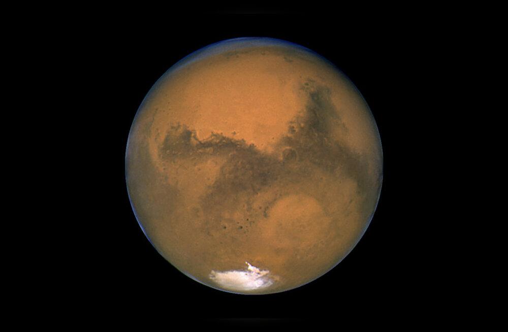 Marss on arvatust vaenulikum, aga elu tasub sealt edasi otsida