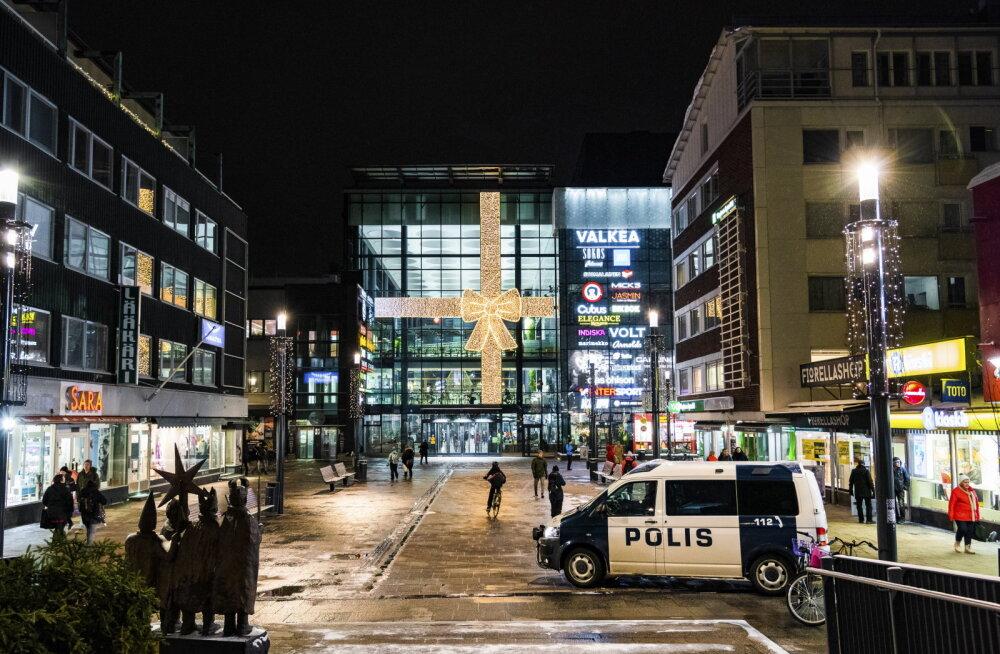 Soome jalgpalliklubi viskas vägistamises süüdistatava mängija klubist välja