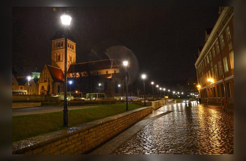 Harju tänav Tallinnas sai märtsipommitamises kõvasti pihta