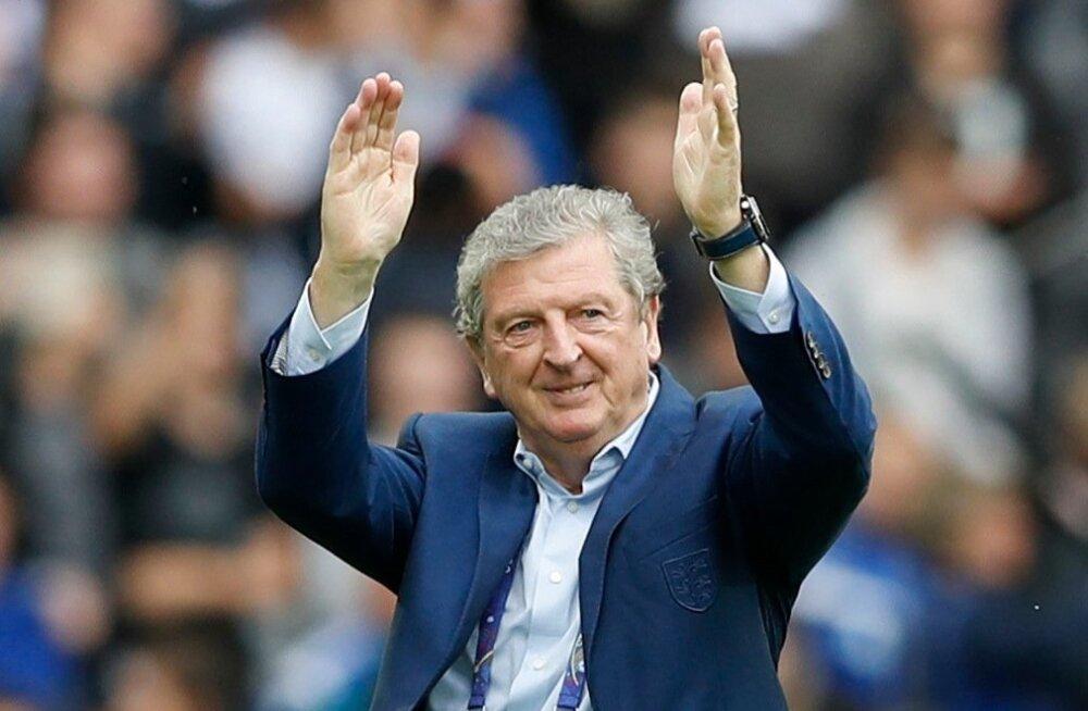 Inglismaa peatreener Roy Hodgson