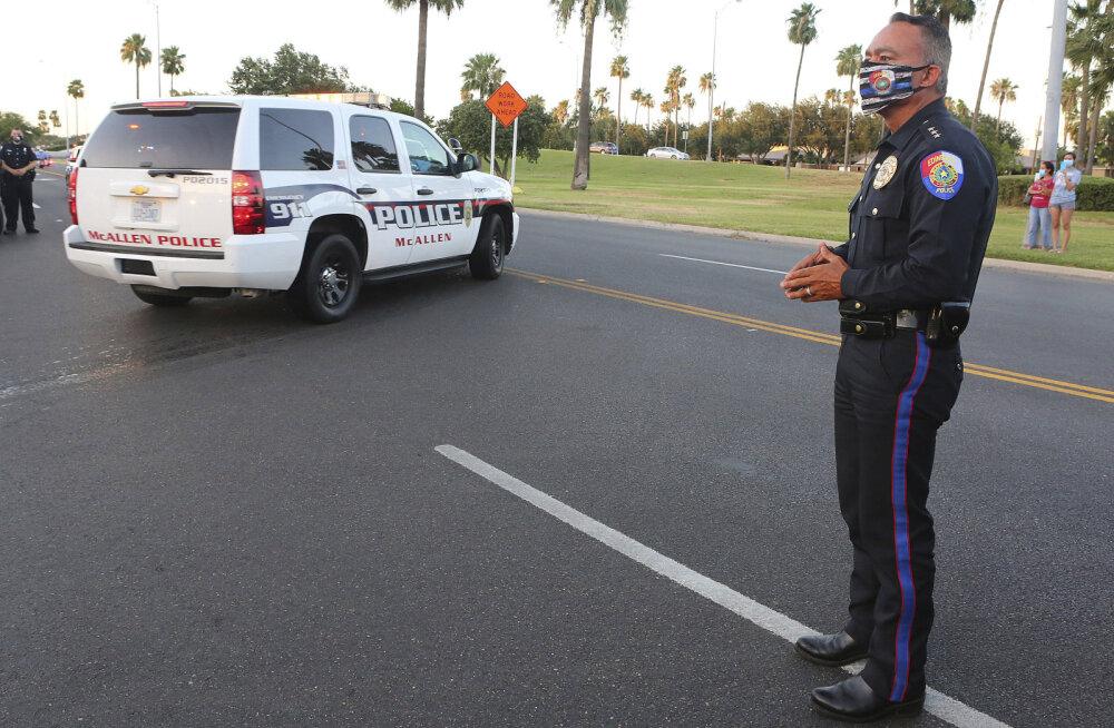 В Техасе застрелили двух полицейских
