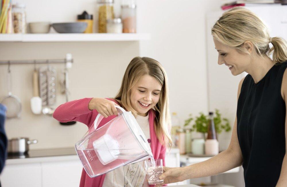 Kas ma saan säästa raha oma kraanivee arvelt?