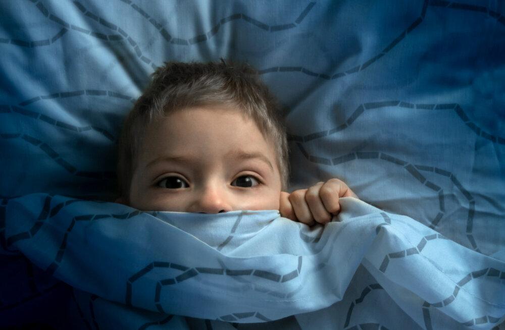 Kuidas aidata lapsel saada üle hirmust koletiste ees?