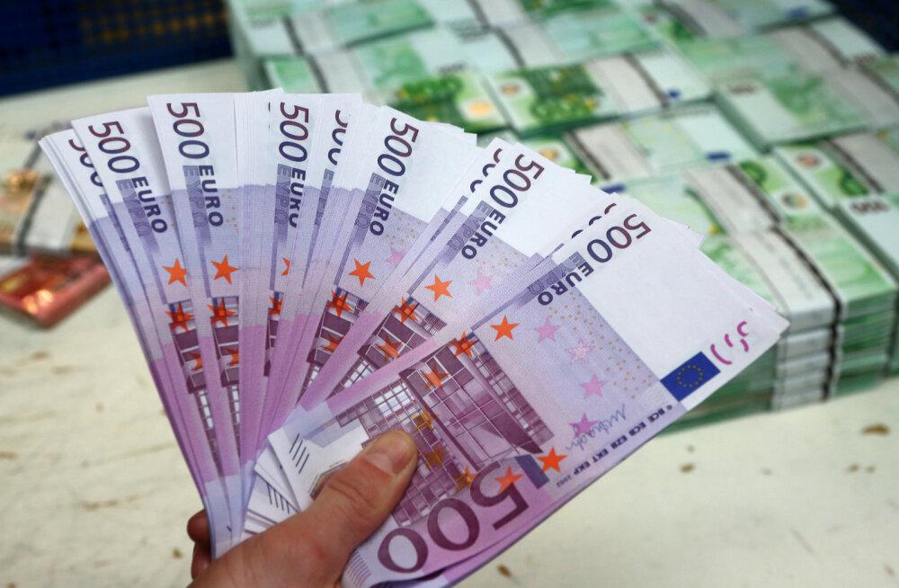 Naabrite kiire majanduskasv toob õnne ka Eesti õuele