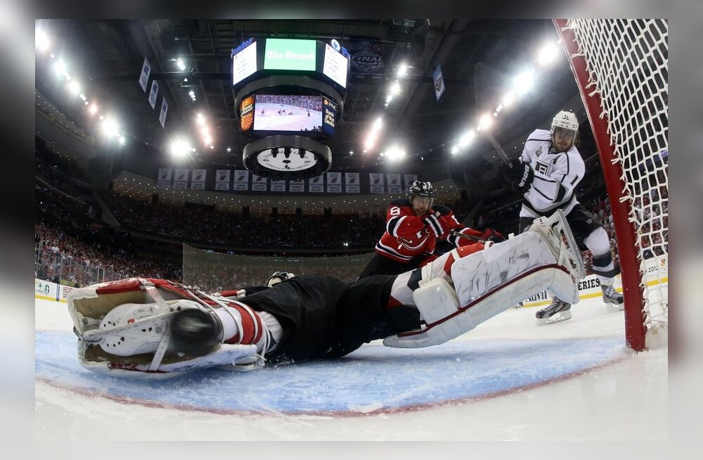 Los Angeles Kings - New Jersey Devils, jäähoki, NHL