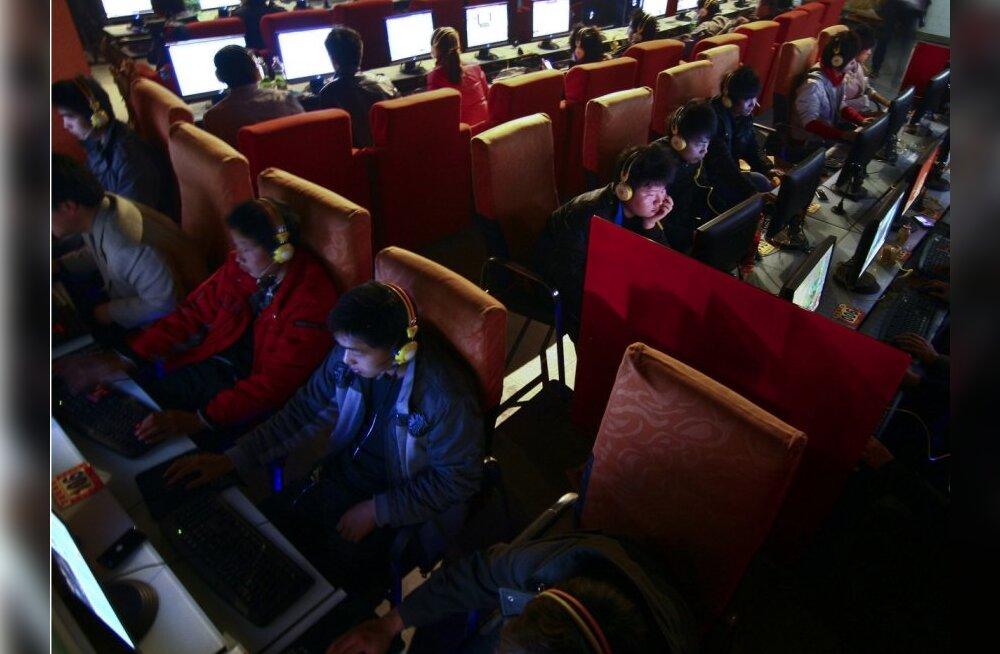 Kanada valitsuse arvuteid tabas Hiinast pärit küberrünnak