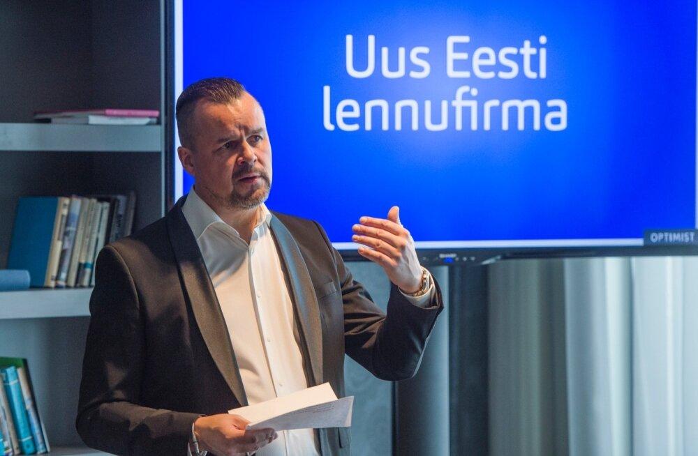 Erik Sakkov oli Nordica kommertsjuht ja juhatuse liige alates selle asutamisest 2015. aasta lõpus kuni 2016. aasta juuni lõpuni.