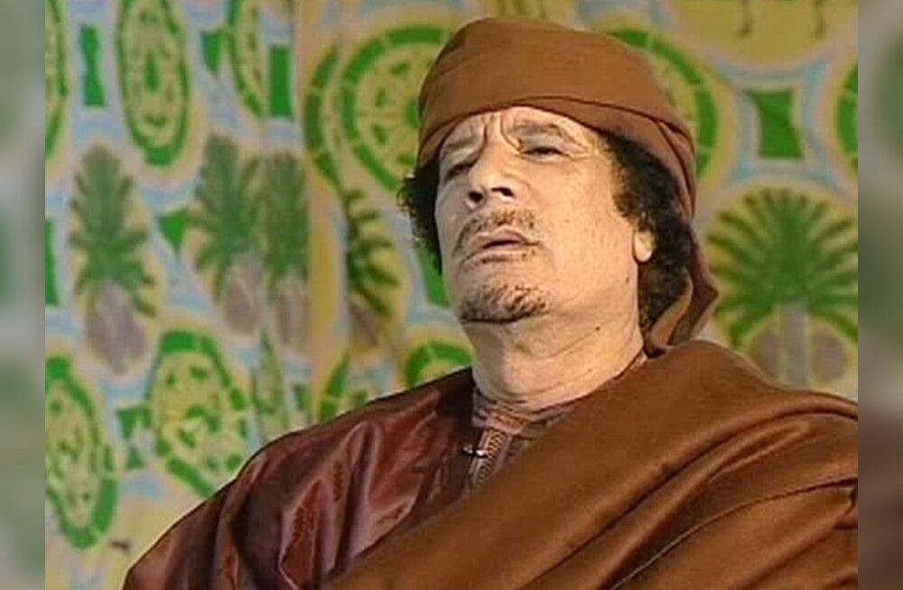 Valge Maja lükkas Gaddafi pöördumise Obama poole tagasi