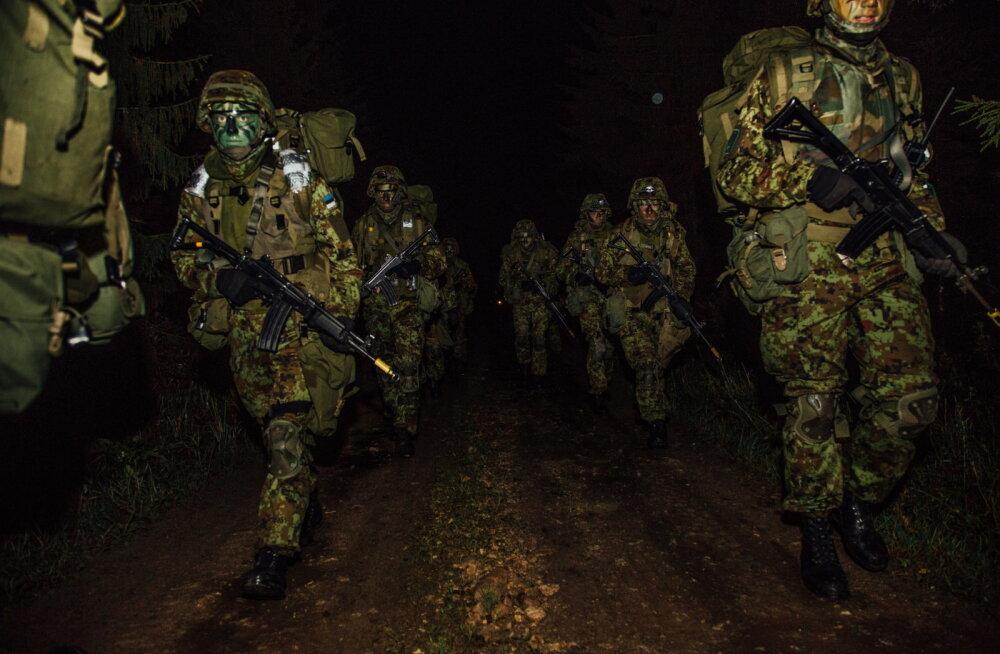 Ajakirjast Sõdur: Aga ööd on meil siin mustad. Öise sõjapidamise eripärad