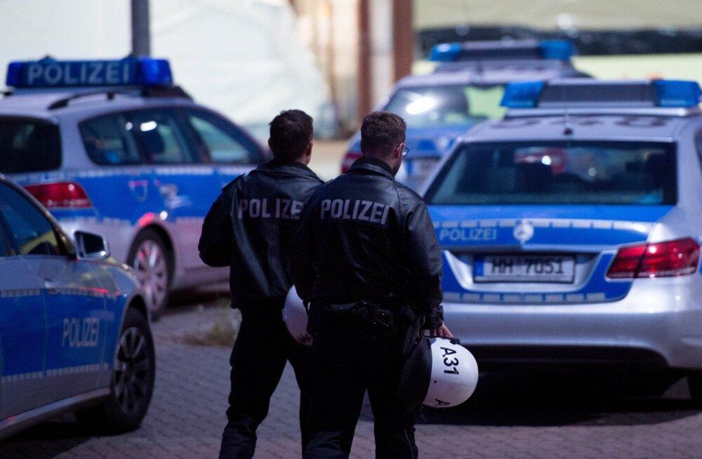 """Saksamaal tulistas """"<em>Reich</em>'i kodanike"""" liikumise liige nelja politseinikku"""