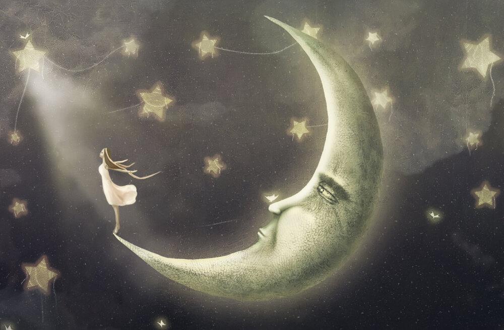 23. aprillil toimub Kuu loomine maises ja sensuaalses Sõnni märgis