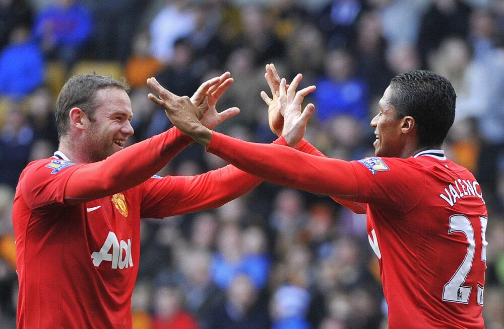 Manchester Unitedi mängija võib Rooney MLS-i meeskonnaga liituda