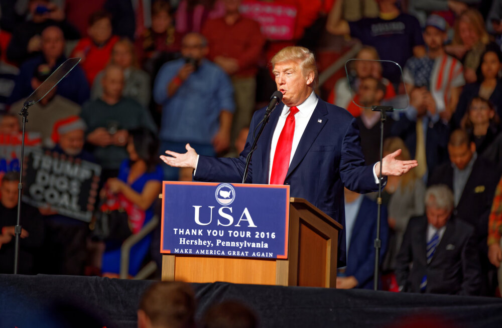 Donald Trump – president, keda keskkond peaks kartma?