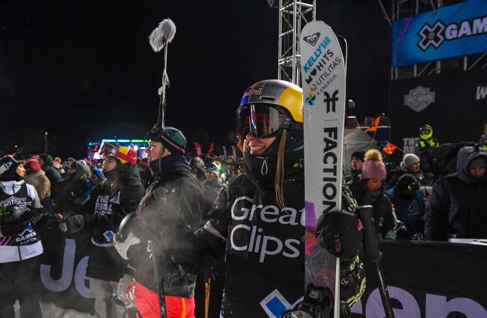 Kelly Sildaru lõpetas Aspeni X-Mängud kolmanda kohaga Big Airi hüpetes. Sama alaga alustab ta nüüd MM-i.