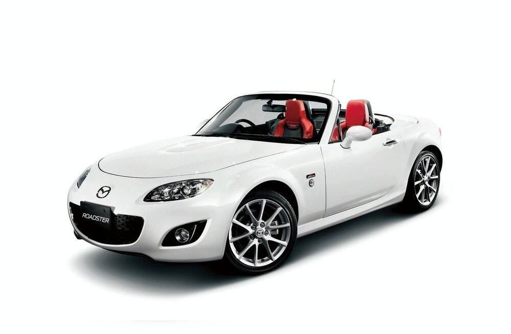 Mazda и Alfa-Romeo создадут новый родстер на базе культового MX-5