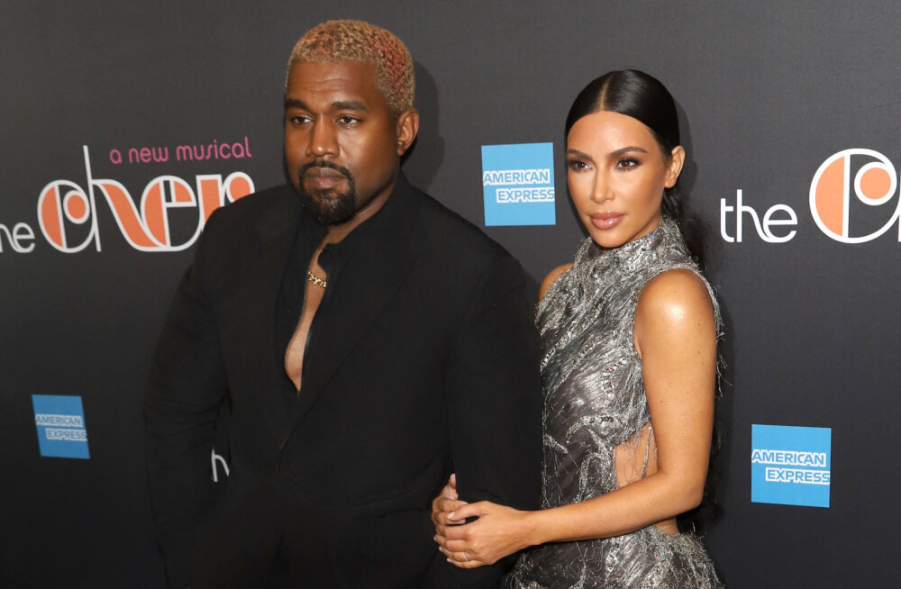 Juba 5! Kim Kardashian jagas veel nägemata pilte oma pulmadest