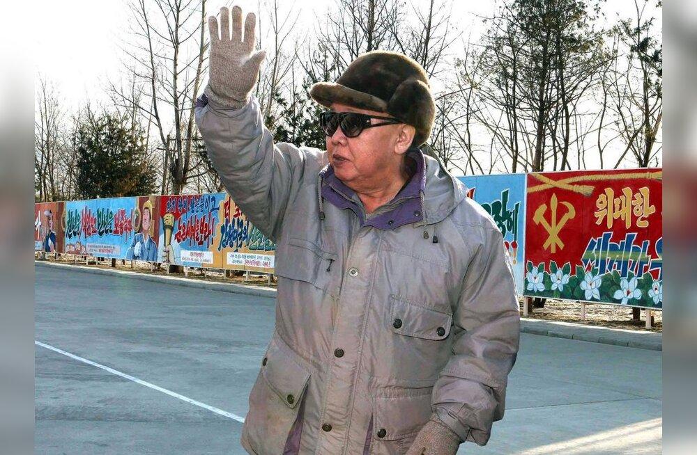 Kim Jong Il alustas juba enne sündi hämmastavate imetegudega