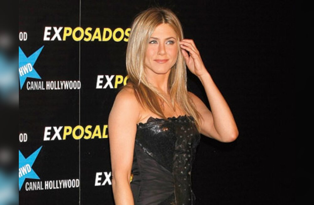 Jennifer Aniston on beebitoidudieedil
