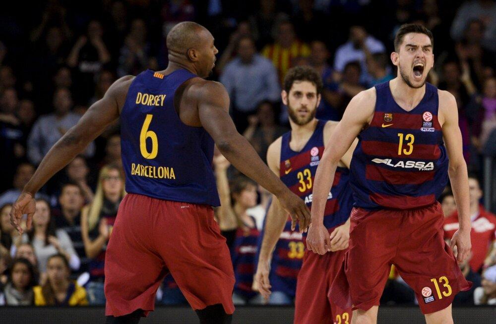 VIDEO: Barcelona mängis maha hiiglasliku eduseisu, kuid suutis El Clasico võita