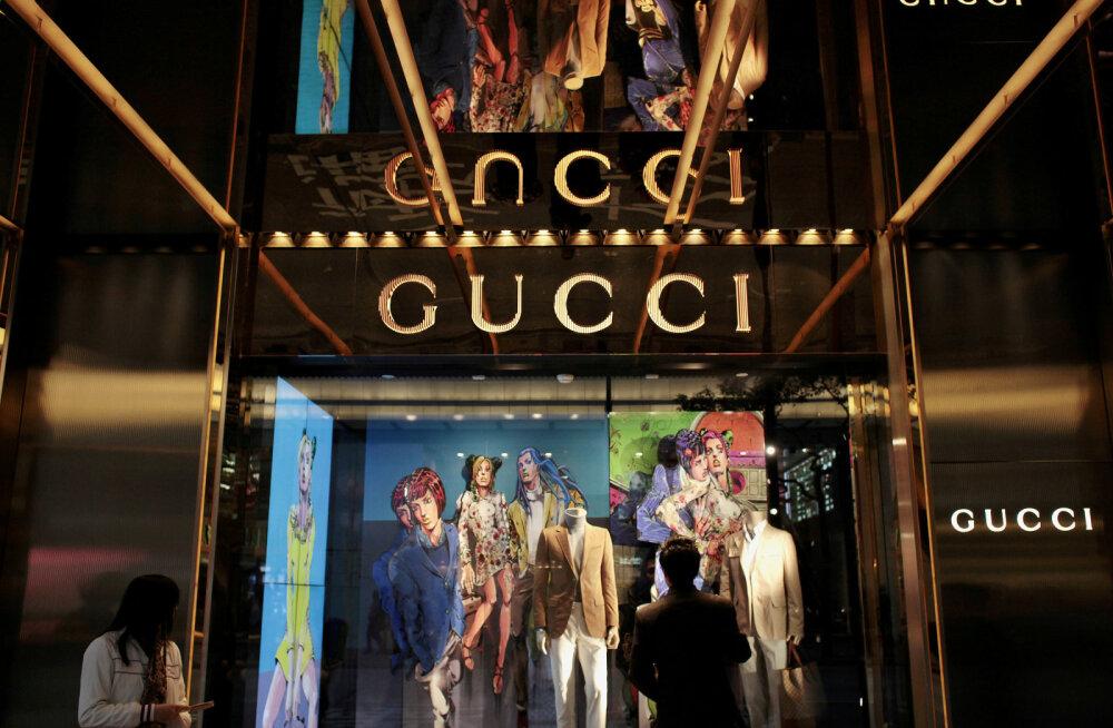 Торговый дом Gucci задолжал около 1,4 млрд евро налогов