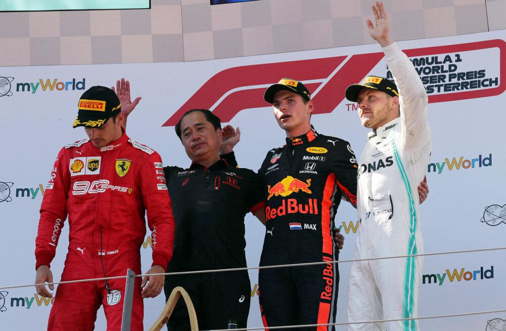 Hamilton ja Bottas ebaõnnestunud nädalavahetusest: meil polnud võimalustki Austrias võita