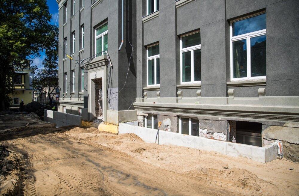 GAG-i väikeste maja ehitamine (07.08.17)