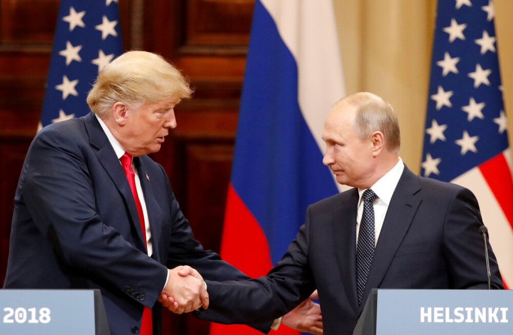 Путин и Трамп больше часа обсуждали по телефону ядерное оружие, КНДР, Венесуэлу и доклад Мюллера