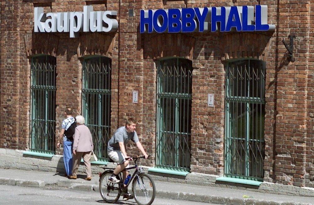 KAUPLUS HOBBY HALL