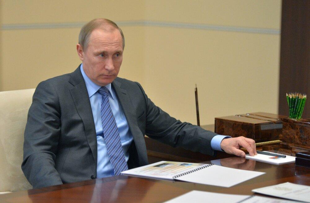 Kreml: Panama lekked on otsene rünnak Putini vastu, mille on korraldanud USA välisministeeriumi ja CIA endised töötajad