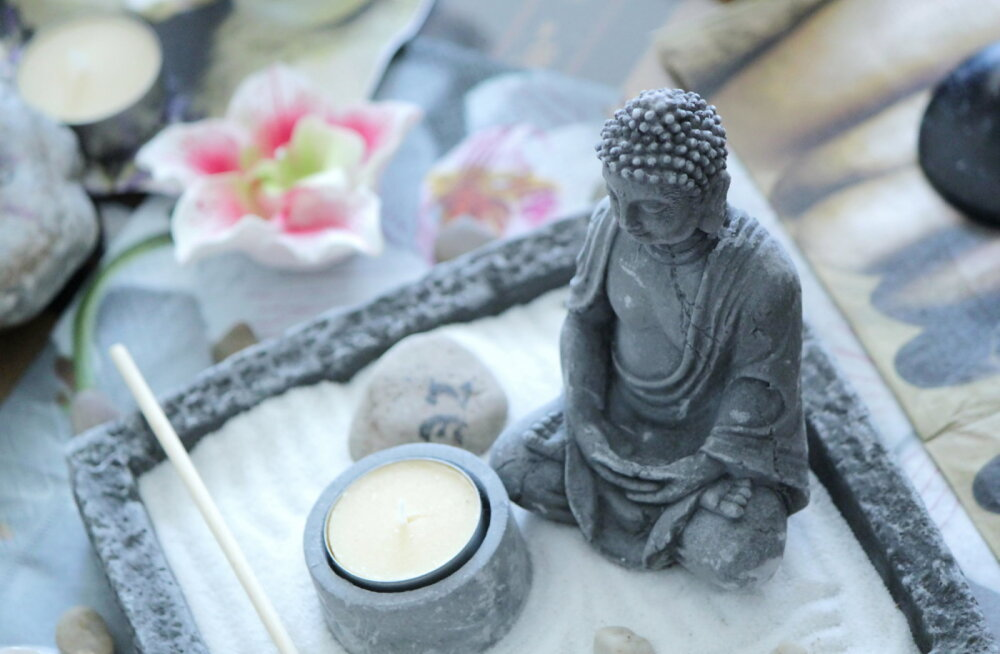 Sinu meelerahu on sinu kätes: James Low budistlikust meeletreeningust ja psühhoteraapiast