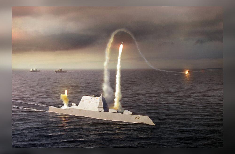 Ülikallis supersõdalane – väike hävituslaev, mis maksab peaaegu Eesti aastase riigieelarve