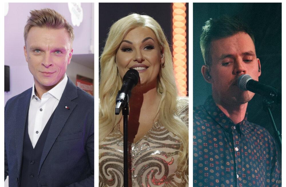 Pane kalendrisse! Kõigi Eesti Laul toob lauluväljakule artistid alates Sünne Valtrist kuni NOËPini