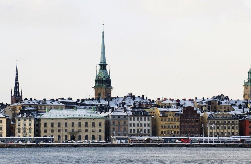 Stockholmi korterite hinnatõusu hoog on vähenenud.