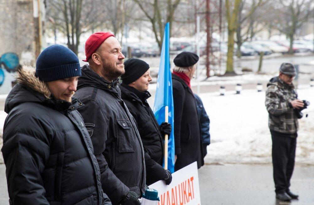 Vabaerakonna meeleavaldus Eesti Metsa Kaitseks.