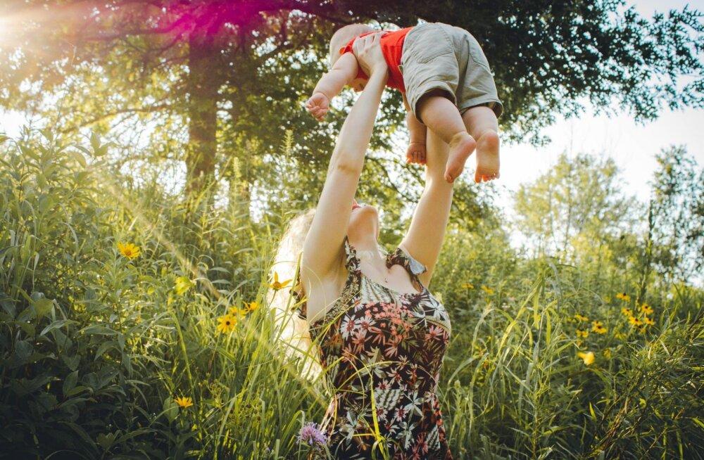 """""""Pärast lapse saamist hakkab mees suure tõenäosusega petma"""" ja teisi tarkuseteri, mis mulle kogenud naised lapse tuleku osas jaganud on"""