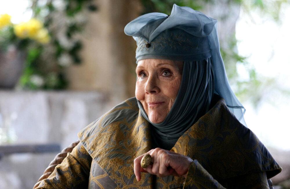 """Скончалась звезда """"Игры престолов"""" и единственная жена Джеймса Бонда"""