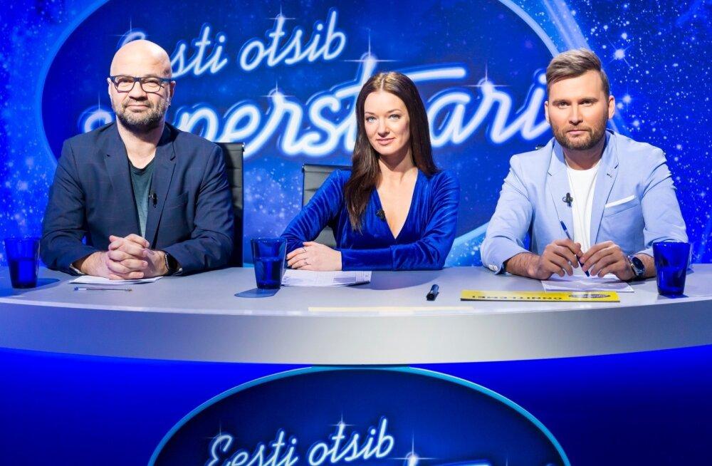 Eesti Otsib Superstaari Tartu eelvoor 28.02.18