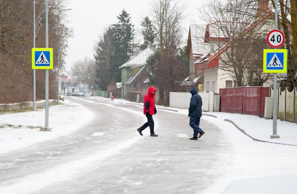 Esimene lumi Keilas